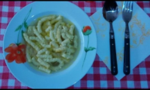 passatelli in brodo_blog