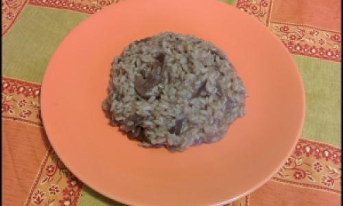 riso-funghi