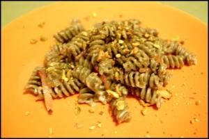 fusilli ortica pistacchio